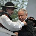 Obejrzyj galerię: Konwencja wyborcza Jarosława Kaczyńskiego