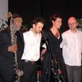 Obejrzyj galerię: Legenda amerykańskiego jazzu Bennie Maupin wspólnie z Hanią Rybką w Zakopanem