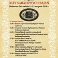 Obejrzyj galerię: XLIV Sabałowe Bajania