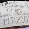 Obejrzyj galerię: 80-lecie Gorczańskiego Oddziału Związku Podhalan