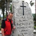 Obejrzyj galerię: 100-lecie śmierci Klemensa Bachledy - uroczystości na Nowym Cmentarzu