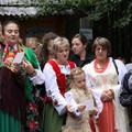 Obejrzyj galerię: Uczestnicy Światowych Rekolekcji Podhalańskich u Matki Boskiej Jaworzyńskiej w 2009 r.