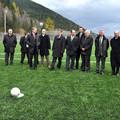 Obejrzyj galerię: Boisko piłkarskie Plato otwarte