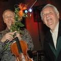 Obejrzyj galerię: Henryk Mikołaj Górecki podczas koncertu Kronos Quartet w Zakopanem