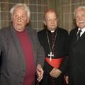 Obejrzyj galerię: Spotkanie trzech Honorowych Obywateli Zakopanego w maju 2006 r.