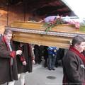 Obejrzyj galerię: Pogrzeb legendy polskich nart