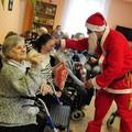 Obejrzyj galerię: Mikołaj w Rabczańskim Domu Pomocy Społecznej
