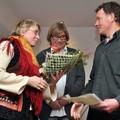 Obejrzyj galerię: 150 urodziny Jana Kasprowicza w Dworcu Tatrzańskim