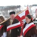 Obejrzyj galerię: Poświęcenie nowego sztandaru Związku Polskiego Spisza