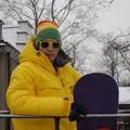 Obejrzyj galerię: Wyciąg narciarski w centrum Warszawy, czyli Małopolska zaprasza na narty