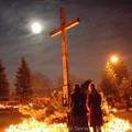 Obejrzyj galerię: Wszystkich Świętych na zakopiańskim cmentarzu
