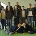 Obejrzyj galerię: Igrzyska Powiatu Nowotarskiego w piłce nożnej halowej chłopców
