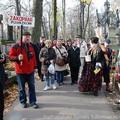 Obejrzyj galerię: Kwesta i otwarcie Tatrzańskiego Szlaku na Powązkach