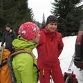 Obejrzyj galerię: Na nartach na Chopok (2024 m) przez Przełęcz Polany