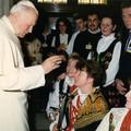 Obejrzyj galerię: Ojciec św. Jan Paweł II – Honorowy Obywatel Miasta Nowego Targu błogosławionym