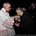 Obejrzyj galerię: Spotkanie Prezydenta RP Lecha Kaczyńskiego z góralami