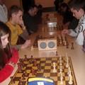 Obejrzyj galerię: Młodzi szachiści z Krościenka biorą udział w turnieju w Limanowej