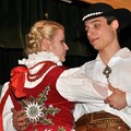 Obejrzyj galerię: Góralski Karnawał - 12 luty - Konkurs tańca zbójnickiego, popisy par tanecznych