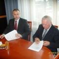 Obejrzyj galerię: Umowa na przebudowę drogi Ludźmierz-Klikuszowa podpisana