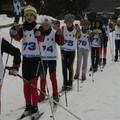 Obejrzyj galerię: Zawody w biegach narciarskich z okazji 165 Rocznicy Powstania Chochołowskiego