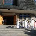 Obejrzyj galerię: Konferencja Episkopatu Polski - U stóp Matki Bożej Fatimskiej