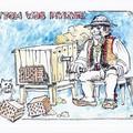 Obejrzyj galerię: Finisaż wystawy rysunków Jana Karpiela Bułecki