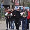 Obejrzyj galerię: Młodzi oddali cześć poległym w Katyniu
