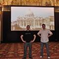 """Obejrzyj galerię: Benedykt XVI w zeszłą sobotę obejrzał film """"Jan Paweł II. Szukałem Was..."""""""