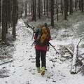 Obejrzyj galerię: Rakoń transgranicznie... – czyli ski-tura we mgle i w klimatach Witkacego...
