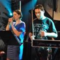 Obejrzyj galerię: Nika Lubowicz z zespołem