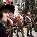 Obejrzyj galerię: Święto 3 Maja w Zakopanem