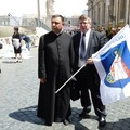 Obejrzyj galerię: Nowotarska delegacja w Watykanie