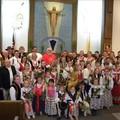 Obejrzyj galerię: Niedziela Palmowa w kościele św. Kamila.