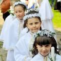 Obejrzyj galerię: Chrześcijanin Tańczy - czyli I Komunia Święta na Harendzie
