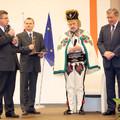 Obejrzyj galerię: Prezydent Bronisław Komorowski w Nowym Targu