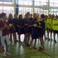 Obejrzyj galerię: Gimnazjada w halowej piłce nożnej dziewcząt