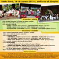 Obejrzyj galerię: XXXV Karpacki Festiwal Dziecięcych Zespołów Regionalnych