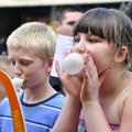 Obejrzyj galerię: Mistrzostwa Polski w dmuchaniu gumy balonowej