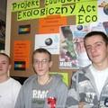 Obejrzyj galerię: Wystawa ekologiczno-edukacyjna w Gimnazjum nr 2