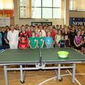 Obejrzyj galerię: Gwiazdy tenisa stołowego w Nowym Targu