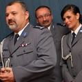 Obejrzyj galerię: Święto Policji z odznaczeniami i awansami