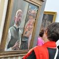 Obejrzyj galerię: Tłumy oglądały Malczewskiego