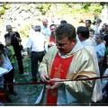 Obejrzyj galerię: Wąwóz Papieski poświęcony i oficjalnie otwarty