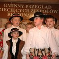 Obejrzyj galerię: Gminny Przegląd Dziecięcych Zespołów Regionalnych cz. 1