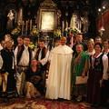 Obejrzyj galerię: Górale na Jasnej Górze w 65. rocznicę aktu poświęcenia Niepokalanemu Sercu Maryi