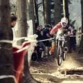 Obejrzyj galerię: Finał Pucharu Polski w zjeździe na rowerach