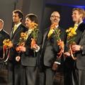 Obejrzyj galerię: Koncert The King's Singers