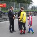 Obejrzyj galerię: Igrzyska Ośrodka Sportowego Nowy Targ w mini - piłce nożnej chłopców