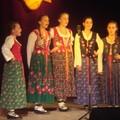 """Obejrzyj galerię: Zawaternik na festiwalu """"Dziecko w Folklorze"""""""