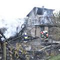 Obejrzyj galerię: Pożar na Słonem